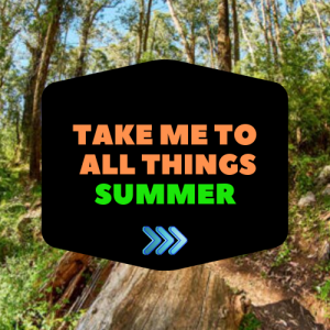 Take me to all things summer