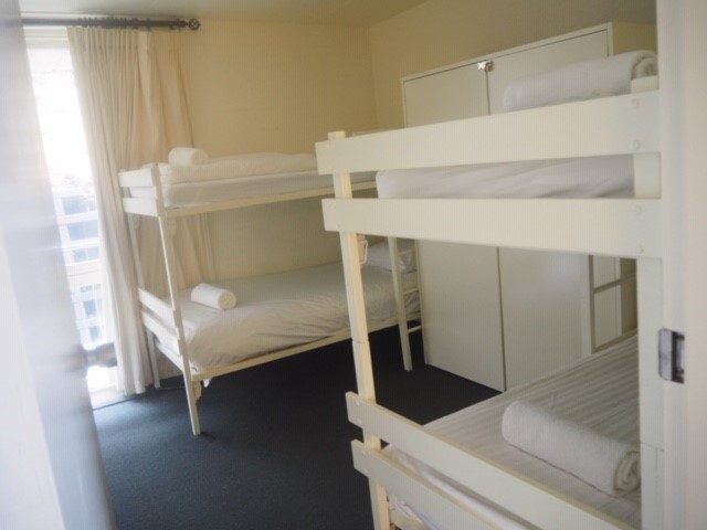 AMS Mt Buller Accommodation Twin towers 202b Bedroom 3