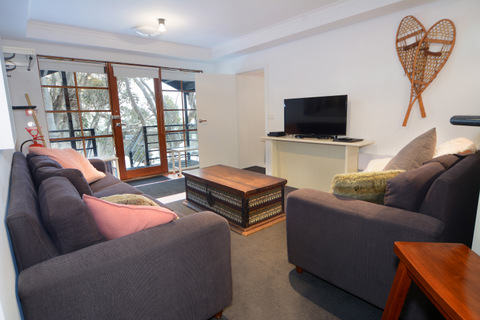 Accommodation Mt Buller Christiana 5 lounge
